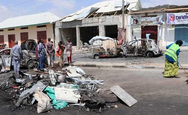 قتلى في تفجير لحركة الشباب في الصومال