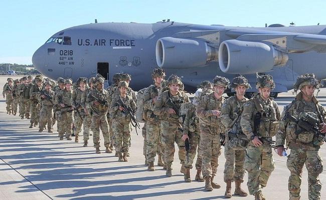 العراق تطلب من أمريكا رسميا سحب قواتها