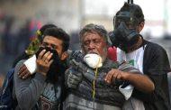مقتل عشرات متظاهرين برصاص قوات الأمن في بغداد