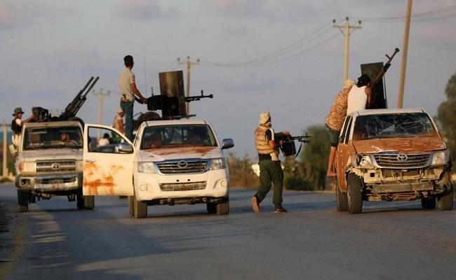 قوات حفتر لن ننسحب من ضواحي طرابلس