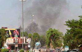 إدانة جزائرية للهجمات الإرهابية في بوركينا فاسو