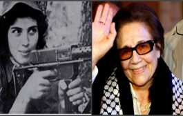 تكريم المنضالة الجزائرية جميلة بوحريد في حفل انطلاق أسبوع المقاومة والتحرير بتونس...
