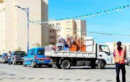 العاصمة على موعد مع توزيع 3000 وحدة سكنية إجتماعية الأسبوع المقبل