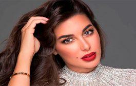 ياسمين صبري باطلالة كلاسيكية مبهرة في حملة اعلانية لمجموعة مجوهرات