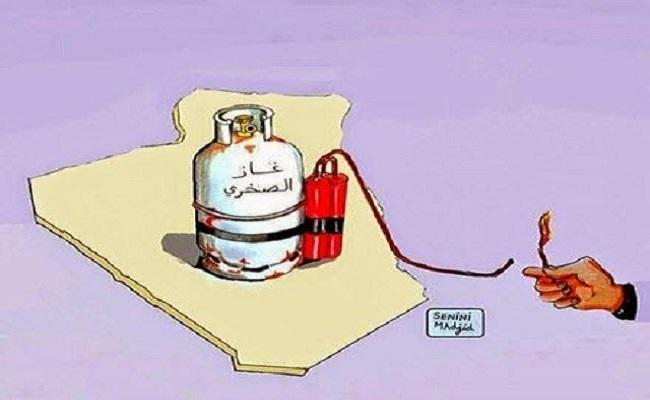 من أجل تسريع وثيرة استغلال الغاز الصخري تبون يرسل دعوة رسمية لرئيس شركة توتال لزيارة الجزائر