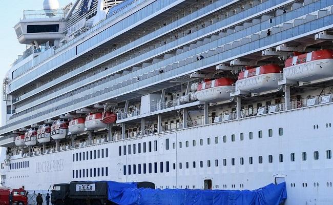 رابع حالة وفاة بين ركاب السفينة الموبوءة