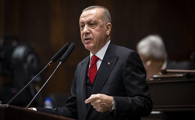 ندعو تركيا لتقرب منا والابتعاد عن روسيا