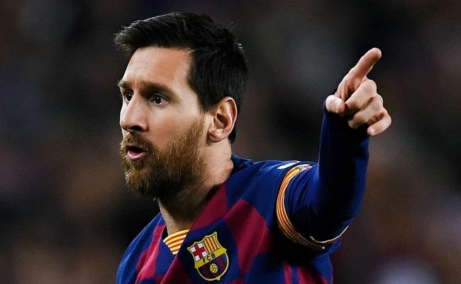 بسبب البند ميسي قد يغادر برشلونة...
