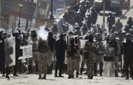 تجدد المواجهات بين قوات المليشيات والمحتجين في بغداد