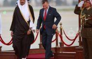 بعد توتر العلاقات بين الأردن والإمارات زيارة مرتقبة لأمير قطر لعمان