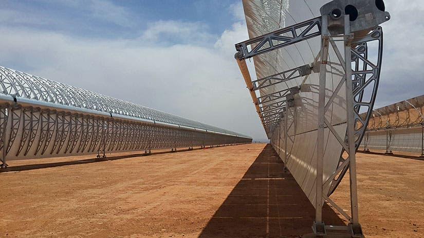 بمساعدة ألمانيا مشروع ضخم لتصدير الكهرباء النظيفة لأروبا