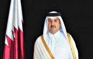 أمير قطر يحط الرحال بالجزائر غدا الثلاثاء في زيارة رسمية