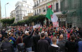 الحراك الشعبي : تواصل المسيرات الطلابية للثلاثاء الـ52 على التوالي