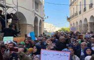 الحراك الطلابي يخلد ذكراه الأولى على وقع التشبت بمطالب الحراك