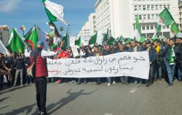 الحراك الشعبي في جمعته الـ53 : احتفاء شعبي بمرور سنة من عمر الحراك الجزائري