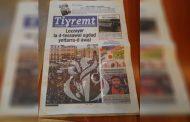 الجزائر تشهد صدور أول جريدة ناطقة بالأمازيغية بعنوان