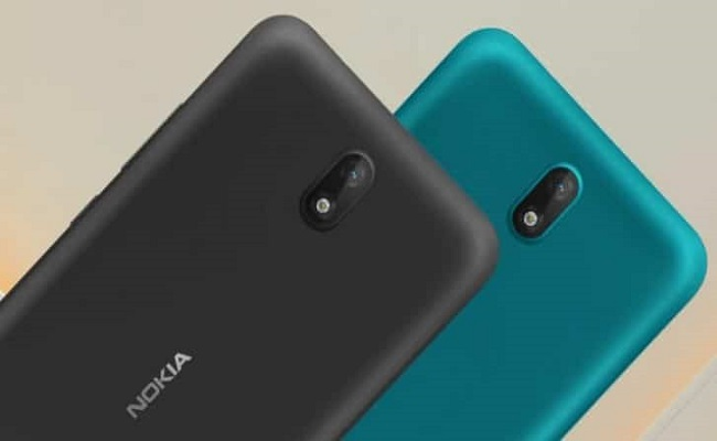 HMD  تطلق   Nokia C2...
