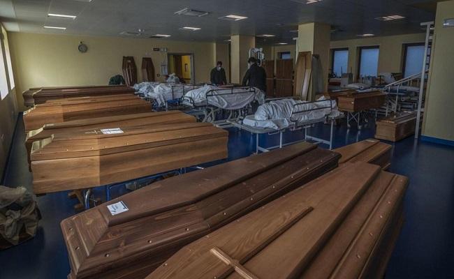 التشيك تُصادر أقنعة مُرسلة إليها من الصين والسلطات الإيطالية تسجل 651 وفاة...