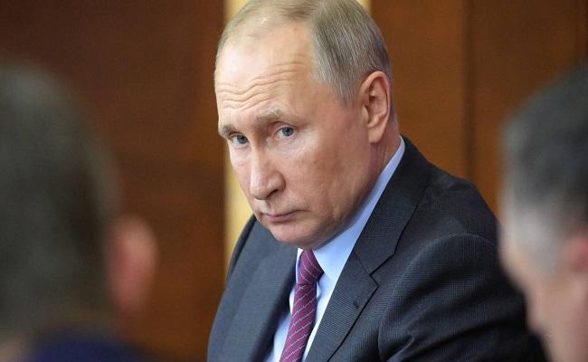 دستور جديد لكي يصبح فلاديمير بوتين قيصر روسيا
