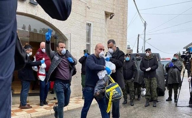 فلسطين تحقق المعجزة شفاء 17 من اصل 19 مصابين بـ الكورونا