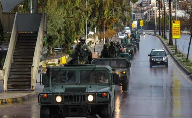 إلقاء القبض على 155 شخصا خالفوا أمر حظر التجول في الأردن