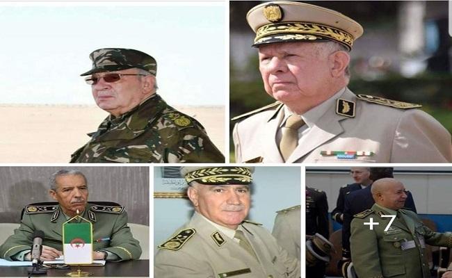 يجب إسقاط حكم العسكر واسترجاع 1000 مليار دولار قبل أن تنهار الجزائر