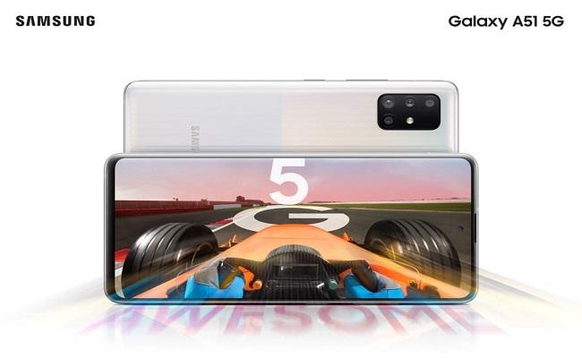 سامسونج تطلق Galaxy A71 وGalaxy A51...