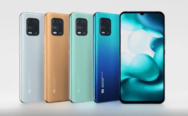 شاومي تطلق هاتف Xiaomi Mi 10 Youth...