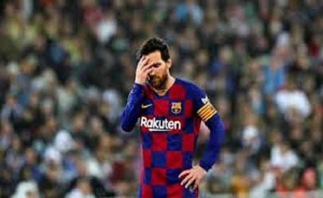 ميسي لن أرحل عن برشلونة...