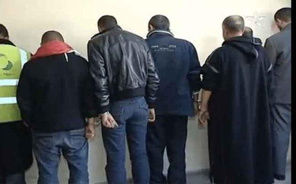 الإطاحة بعصابة إجرامية سرقت مستلزمات فندق عمومي مخصّص للحجر الصحّي