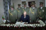 جمعية جديدة بالجزائر تعلن وثيقة الاستقلال من حكم العسكر
