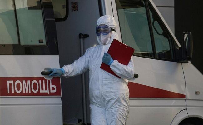 احتراق جهاز تنفس يتسبب بمقتل 5 مرضى كورونا في روسيا