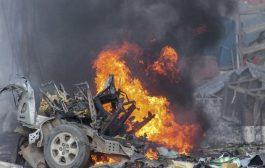 مقتل شرطيين في تفجير قرب القصر الرئاسي بمقديشو