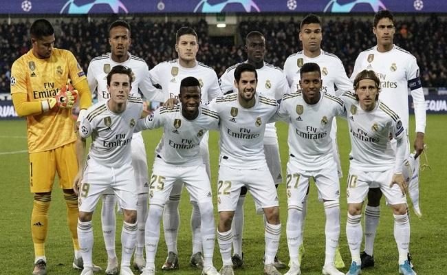 استمرار ريال مدريد على راس قائمة الأندية الأعلى قيمة في أوروبا...