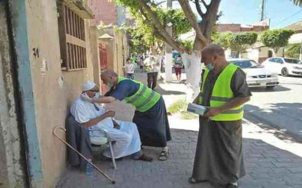 شروع ولاية تيبازة في توزيع مائة ألف كمامة على المواطنين لمكافحة انتشار كورونا