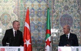 رئيس الجمهورية يتلقى تهاني عيد الفطر المبارك من نظيره التركي