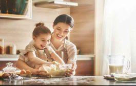 اليك الفوائد المذهلة لمشاركة الطفل في الطبخ...!