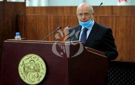 عرض وزير المالية لمشروع قانون المالية التكميلي 2020 على المجلس الشعبي الوطني