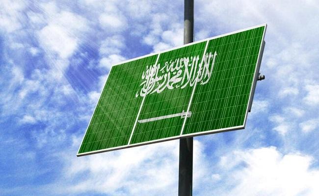 السعودية ستطلق مشروع عملاق للطاقة الشمسية...