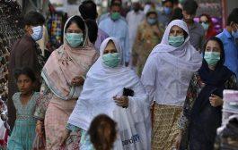 باكستان تسجل أرقام كبيرة في الإصابات بكورونا بعد رفع العزل