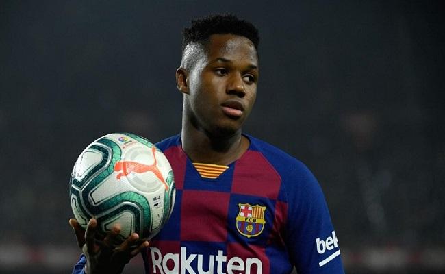 برشلونة يريد تحصين جوهرته...