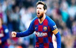بسبب الإصابة ميسي مهدد بالغياب عن أول مباراة لبرشلونة...