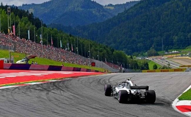 إجراءات صارمة لسباق فورميولا وان في النمسا...