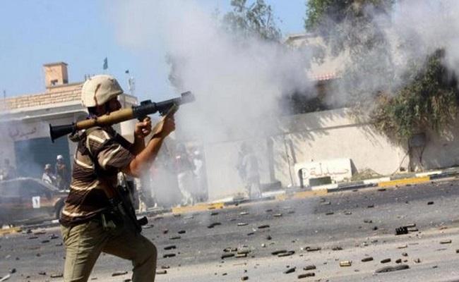 لاعبين جدد مسيرات الناتو تحلق في ليبيا