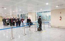 عودة 266 مسافرا جزائريا كانوا عالقين بالإمارات العربية المتحدة إلى أرض الوطن
