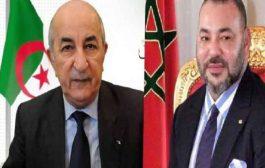 رئيس الجمهورية تبون يبعث برقية لملك المغرب محمد السادس يعرب فيها عن ارتياحه لنجاح العملية الجراحية التي أجراها