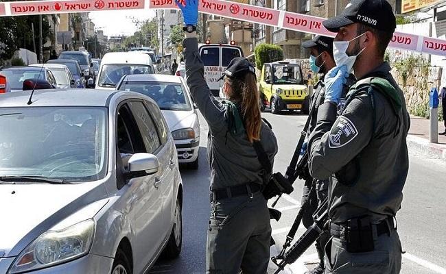 إسرائيل تتخطى أمريكا في نسبة المصابين بالكورونا