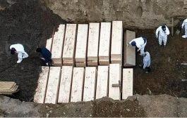 حفر مقابر جماعية في بوليفيا لاستقبال ضحايا كورونا