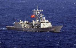 تركية تستعرض عضلاتها قبالة السواحل الليبية