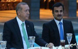 أردوغان وصل إلى الدوحة